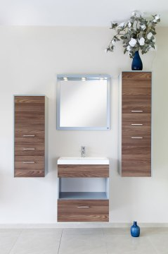 Modern bathroom cabinets