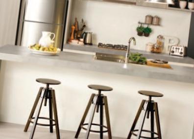 Melteca high gloss kitchen