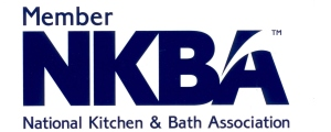 NKBA logo blue on white