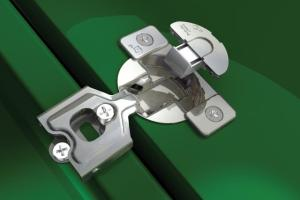 TEC soft-close hinge